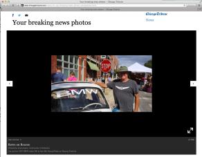 Tribune Breaking News